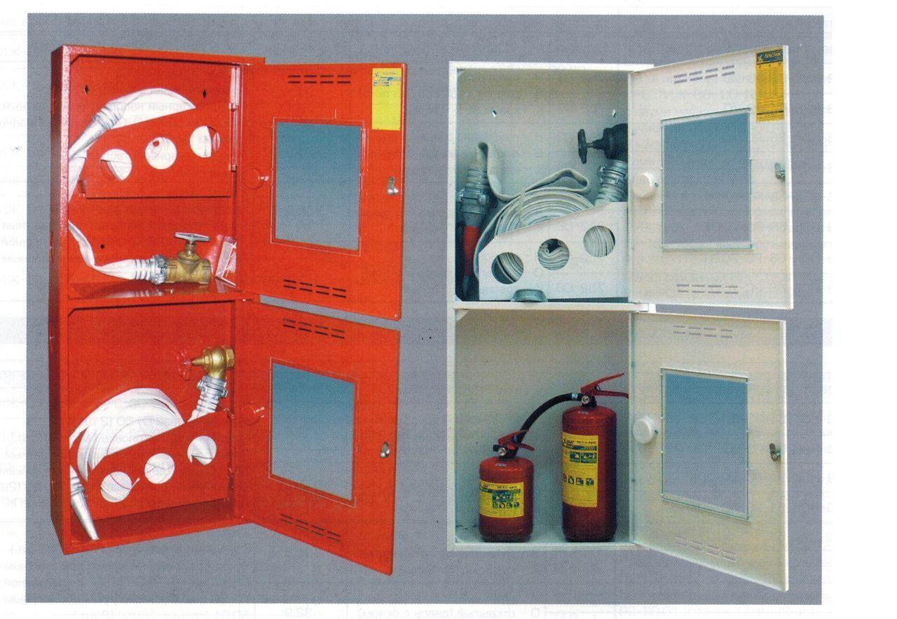 Пожарный шкаф ШПК 310 навесной, встраиваемый.