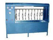 Установка для гидравлических испытаний корпусов порошковых огнетушителей ТЦ-20